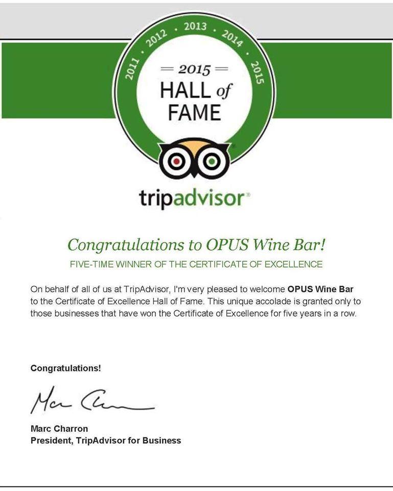 Opus Wine Bar