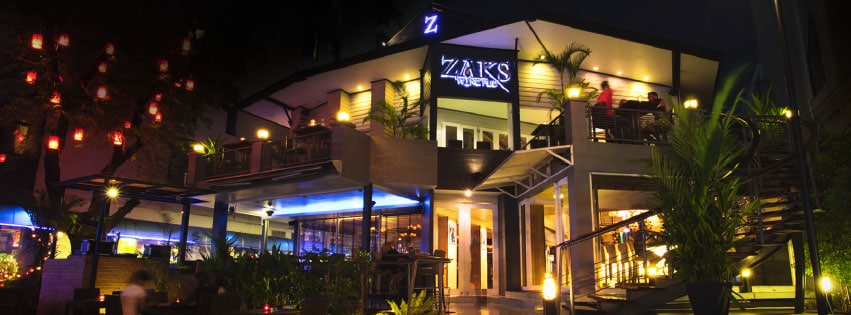 Zaks Wine Bar